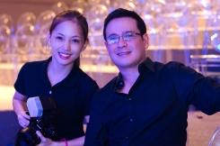 Concert event photoshoot with Mr. Raymond Lauchengco