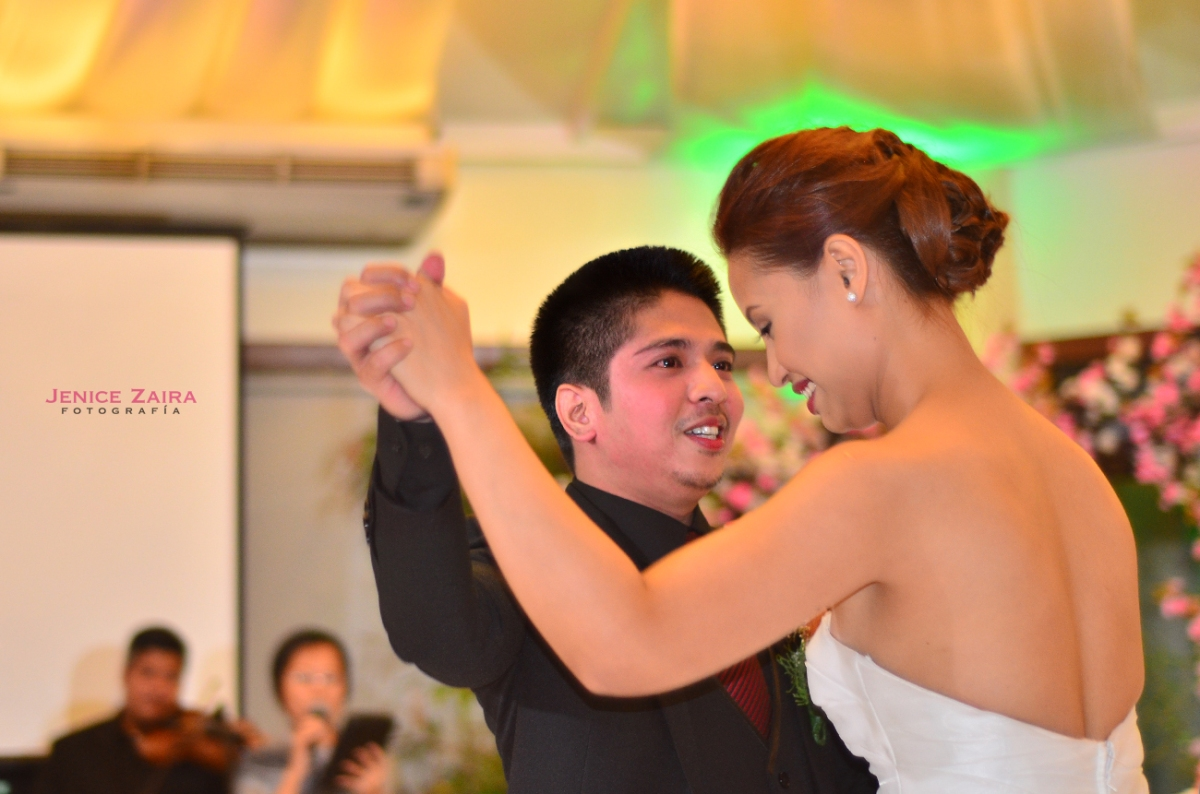 Rey & Myra's First Dance