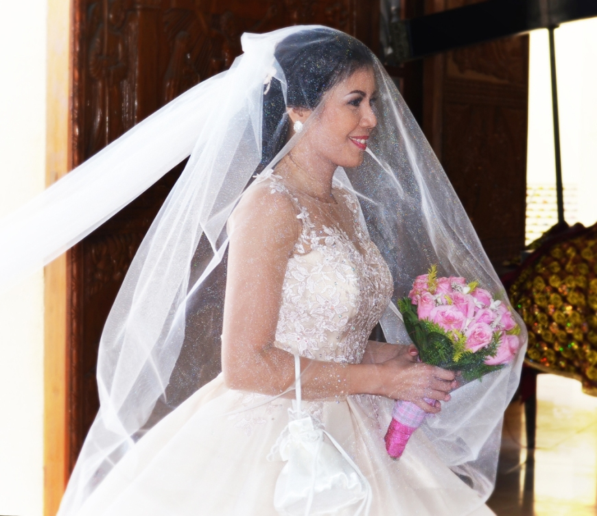 Carlo Buluran & May Cunanan Wedding Jenice Zaira Fotografia, Wedding Photography Philippines, Wedding Photographer, Carlo Buluran & May Cunanan Wedding -  Bride's Entrance