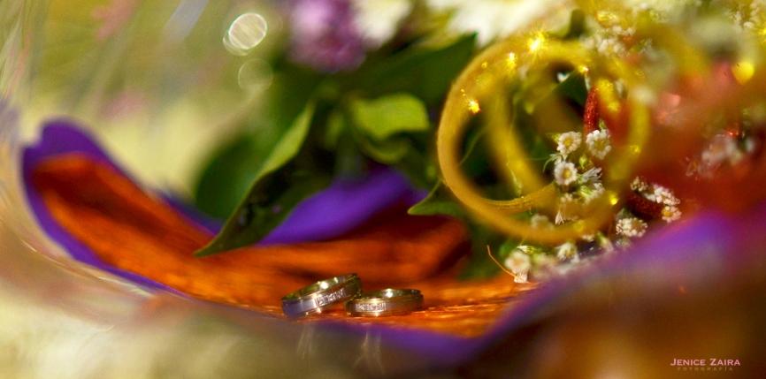 Jenice Zaira Fotografia -Wedding Ring