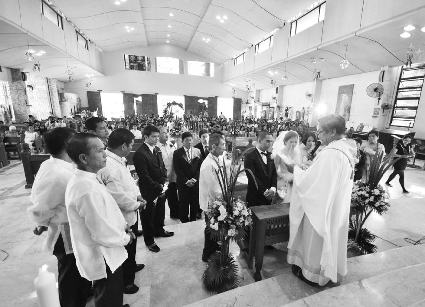 Carlo Buluran & May Cunanan Wedding Jenice Zaira Fotografia, Wedding Photography Philippines, Wedding Photographer, Carlo Buluran & May Cunanan Wedding -  The Ceremony