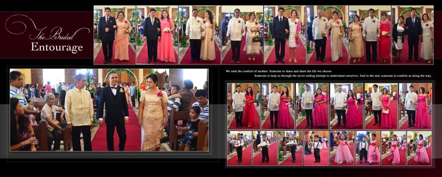 Carlo Buluran & May Cunanan Wedding Jenice Zaira Fotografia, Wedding Photography Philippines, Wedding Photographer, Carlo Buluran & May Cunanan Wedding - The Bridal Entourage