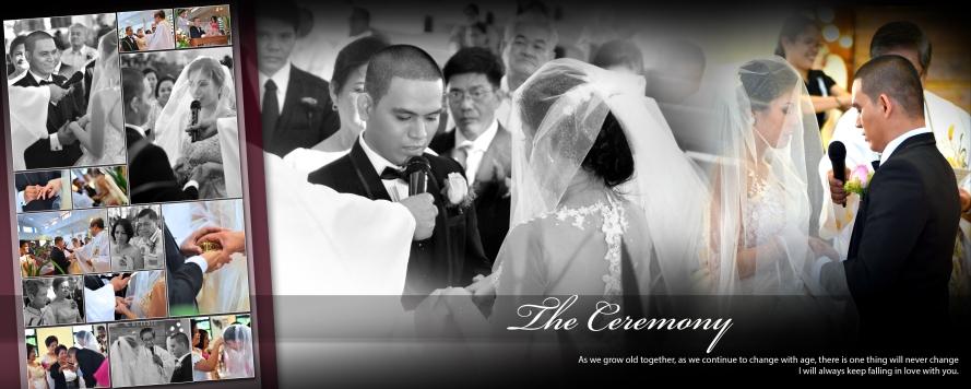 SPREAD 13- The Ceremony