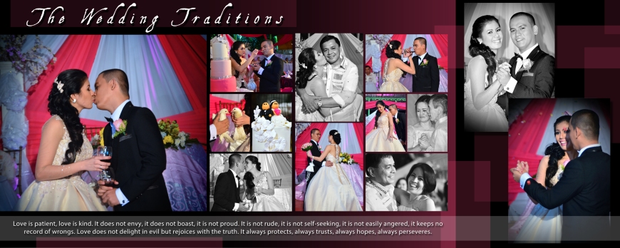 SPREAD 17- The Wedding Traditions