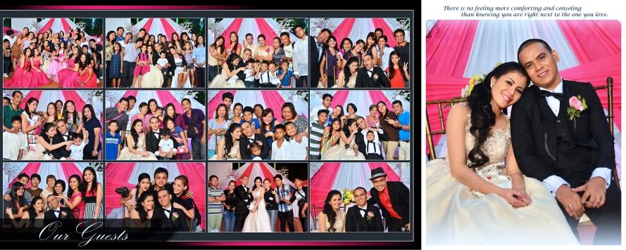Carlo Buluran & May Cunanan Wedding Jenice Zaira Fotografia, Wedding Photography Philippines, Wedding Photographer, Carlo Buluran & May Cunanan Wedding - SPREAD 18 - Our Guests