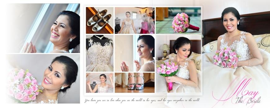 SPREAD 5- The Bride