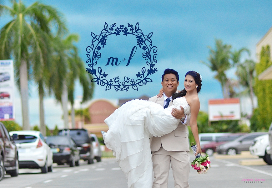 Mike and Lorna - Couple - Wedding photography - Jenice Zaira - Happy