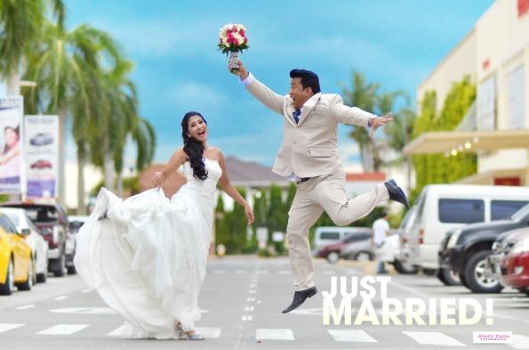 Mike and Lorna - Couple - Wedding photography - Jenice Zaira - happy couple
