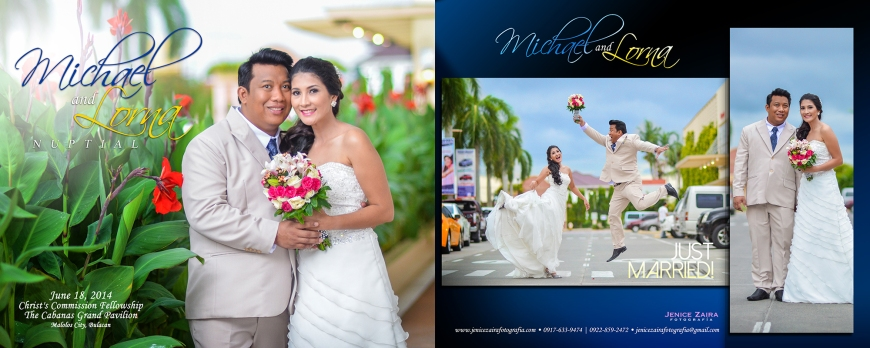 Mike & Lorna - Malolos Bulacan Wedding Photography Album