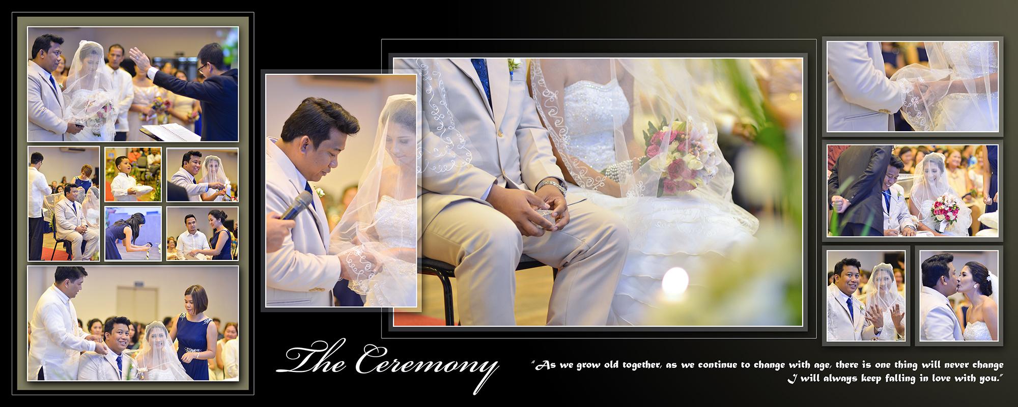 michael  u0026 lorna wedding album