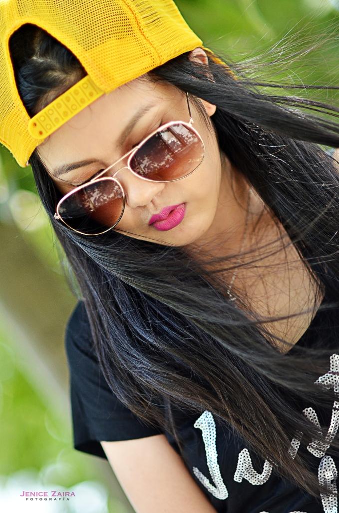 Juvi Katrina- yellow cap