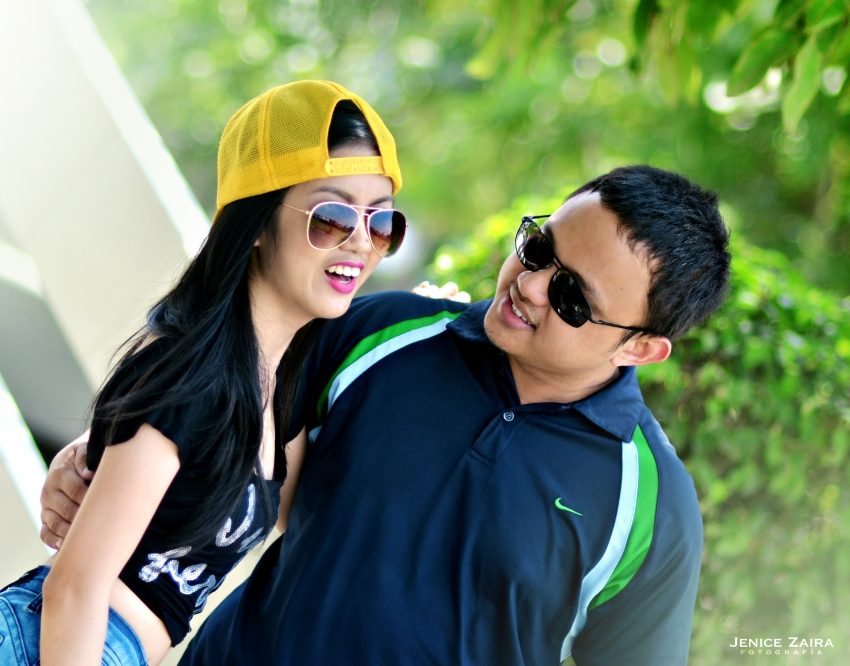 DJ & Juvi - Couple Portraits - Bulacan 1