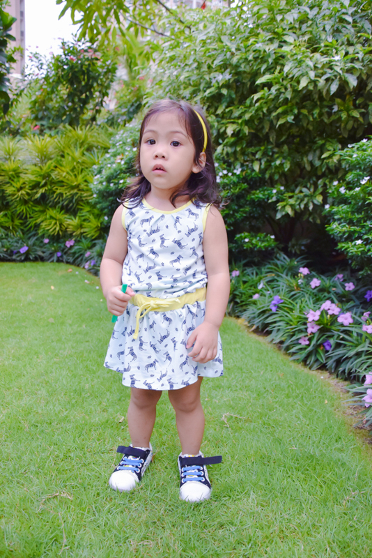 Family Portrait Photography | Ella | Aruga at The Grove Manila